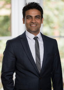 Avinash Ramsinghani : Finance Manager